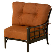 Hanamint Stratford Estate Crecsent Left Chair