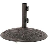 Hanamint Tuscany Alumiron 50 lb. Umbrella Base