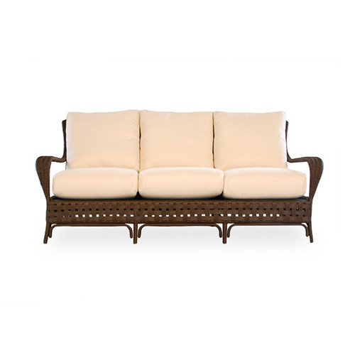 Lloyd Flanders Haven Sofa Southern Outdoor Furniture