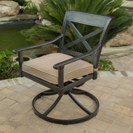 Franklin Dining Swivel Chair (SOLD AS A GROUP)