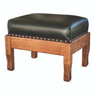 Amish Handcrafted Grandma's Footstool