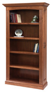 Amish Handcrafted Buckingham Bookcase