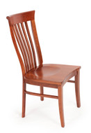 Delaney Side Chair  side view