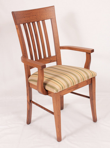 Amish Handcrafted Ottawa Arm Chair Southern Outdoor