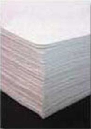 """Oil Only Absorbent Pad 15"""" x 18"""" 100 Count"""