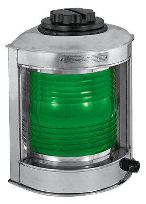 Perko 1150 GE1 Gal Green Sidelight