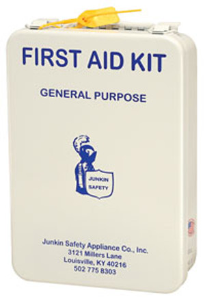 Industrial Unit First Aid Kit JSA-16