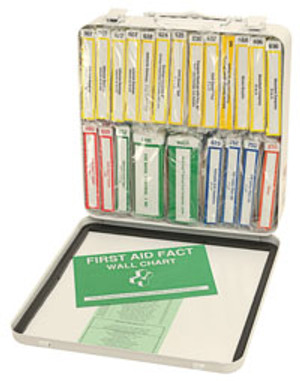 Industrial Unit First Aid Kit JSA-24