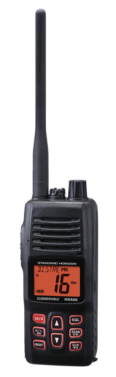 HX400IS Intrinsically Safe Marine Radio