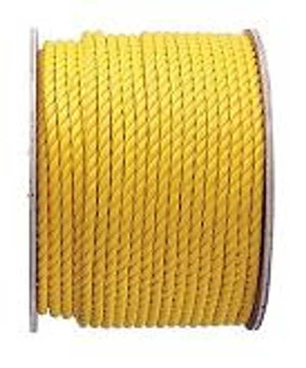 "1/4"" Yellow Polypropolene 600' Reel"