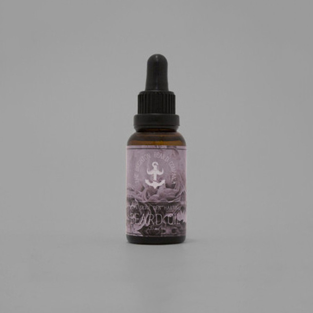Sven Signe Den Hartogh x The Brighton Beard Company Beard Oil