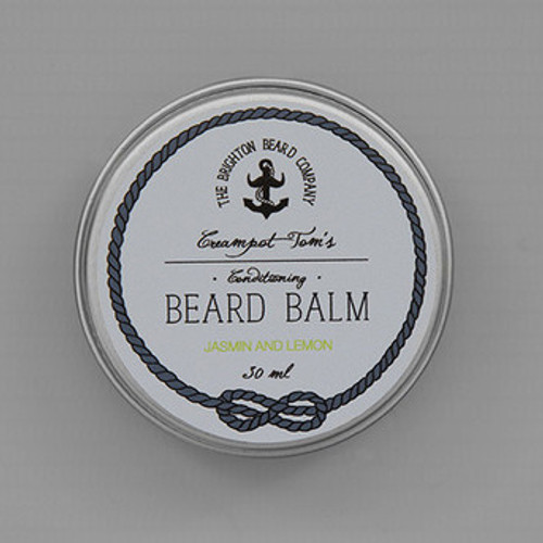 Creampot Tom's Jasmin & Lemon Beard Balm