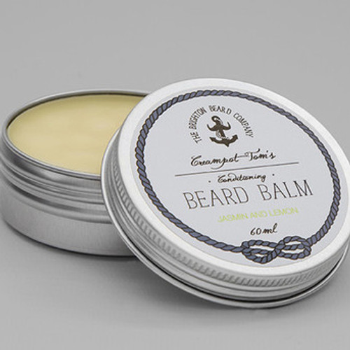 Creampot Tom's Jasmin & Lemon Beard Balm