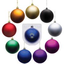 Shatter Resisant Ornament