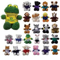 "10"" Ruddly Family Stuffed Animals"