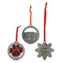 "2.5"" Custom Metal Ornament"