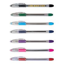 RSVP Clear Barrel Pen