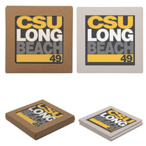 Square Stone Coaster - 2 Pack