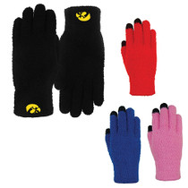 Fuzzy Text Touch Gloves