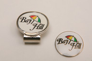 Bay Hill Hat Clip and Ball Marker