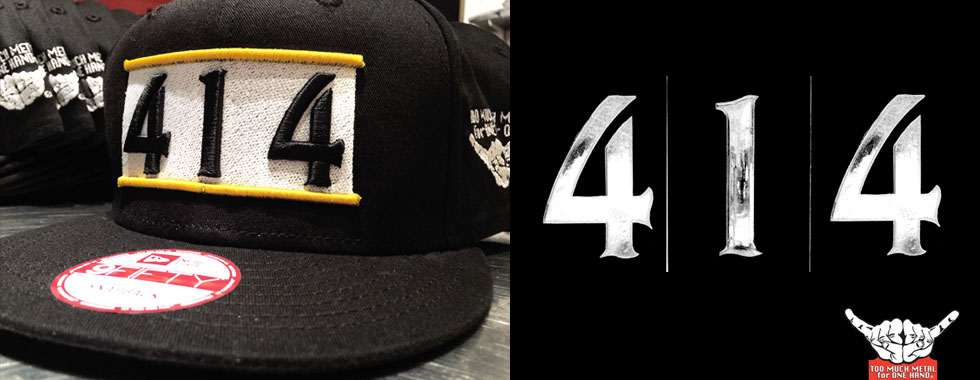 414 Milwaukee Snapbacks