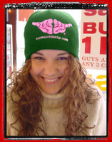 Green Beanie \mm/ Hat