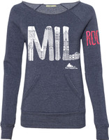 MIL Rock EE Womens Fleece