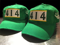 414 Vintage Packers cap
