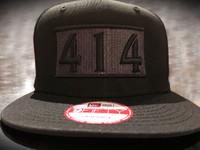 414 Black on Black
