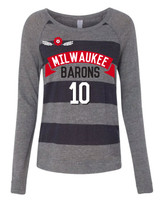 Barons Womens Stripes