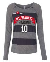 Barons Womens Stripes