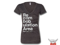 Recombobulation Area Womens t-shirt