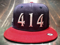 414 Milwaukee Braves Throwback Cap