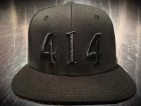 414 Black on Black v2.0