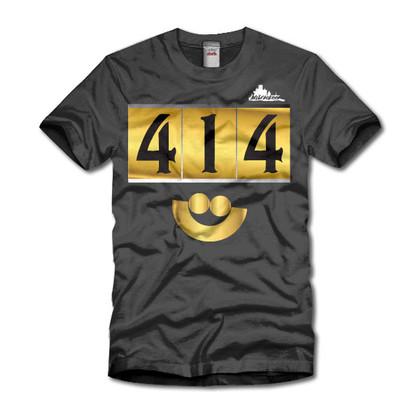 414 Summerfest Gold Foil