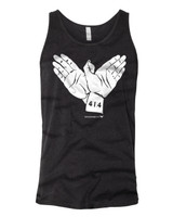 414 Peace Tank Top Milwaukee