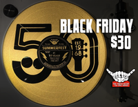 Black Friday Deal $30 Summerfest Gold Record