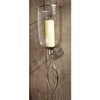 Bow Loop Wall Hurricane Candle Holder