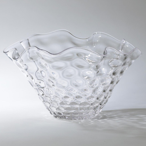 Honeycomb Optic Wavy Bowl