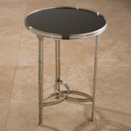 Bamboo Three Leg Round Table