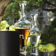 King and Queen Decanter