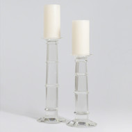 Ice Pillar Candle Holder