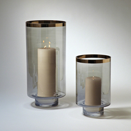 Twilight Hurricane Candle Holder