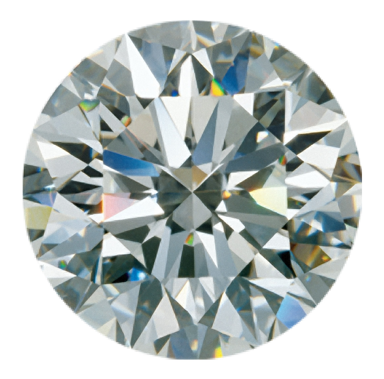 education d diamond diamonds a how to cut brilliant buy hazy round