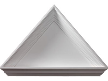 Fypon Dormer Pediment