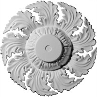 "14 5/8""OD x 2 1/4""P Needham Ceiling Medallion"