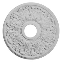 "16 1/2""OD x 3 5/8""ID x 1 1/8""P Apollo Ceiling Medallion"