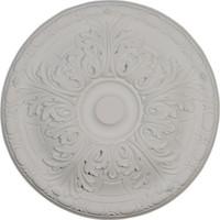 "15 3/4""OD x 5/8""P Granada Ceiling Medallion"