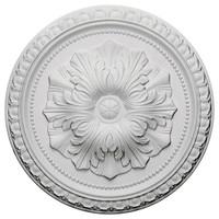 "18""OD x 2""ID x 1 3/8""P Richmond Ceiling Medallion"