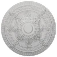 "26""OD x 3""P Vincent Ceiling Medallion"
